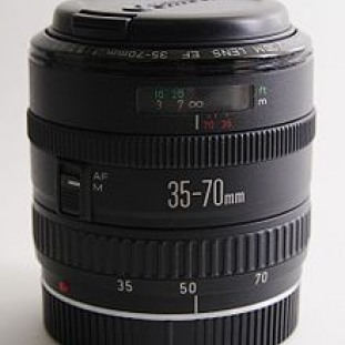 Canon EF 35-70mm f/3.5-4.5