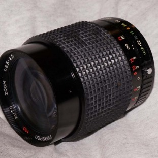 ProSpec 28-70mm f/3.5-4.5 MC auto zoom