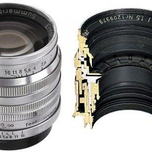 Leica Summarit 50mm f/1.5