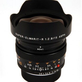 Leica Super-Elmarit-R 15mm f/2.8 Asph