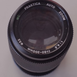 Praktica 80-200mm f/4.5MC Auto