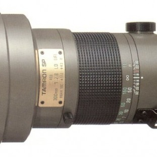 Tamron SP 300mm f/2.8 LD IF Adaptall-2 model 60B