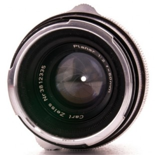 Carl Zeiss Planar 50mm f/2