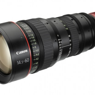 Canon CN-E 14.5-60mm T/ 2.6 L S/SP