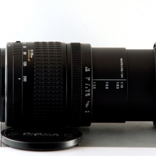 Sigma AF 28-200mm f/3.5-5.6 Compact Hyperzoom Macro