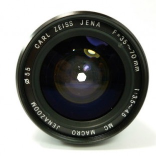 Carl Zeiss Jena MF 35-70mm f/3.5-4.5 MC Macro Jenazoom