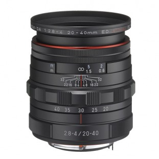 Pentax-DA 20-40mm f/2.8-4 ED Limited DC WR HD