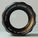 Super-Multi-Coated Takumar 150mm f/4