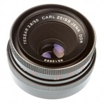 Carl Zeiss Jena DDR Tessar 50mm f/2.8