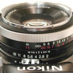 Voigtlander Ultron 40mm f/2 SL