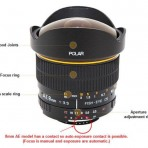 Polar 8mm f/3.5 Fish-Eye CS