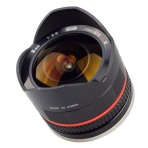 Samyang 8mm f/2.8 UMC Fish-eye