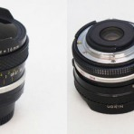 Nikon Fisheye Nikkor 16mm f/3.5