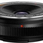 Olympus 9mm f/8 Fisheye Body Cap Lens BCL-0980