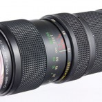 Vivitar 75-205mm f/3.8 Close Focusing Auto (Kino/Kiron)