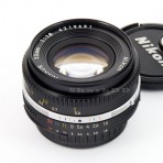 Nikon Nikkor 50mm f/1.8 new Ai-S
