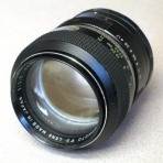 Accura Diamatic 85mm f/1.7 YS