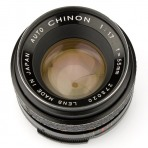 Chinon 55mm f/1.7