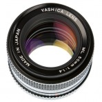 Yashica ML 50mm f/1.4