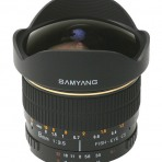 Samyang 8mm f/3.5 As IF MC Fish-eye CS